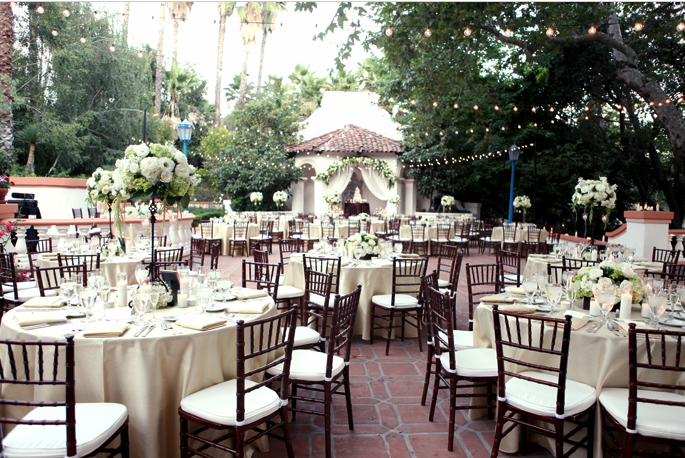 Classic White Rancho Las Lomas Wedding Taylor And Jeff